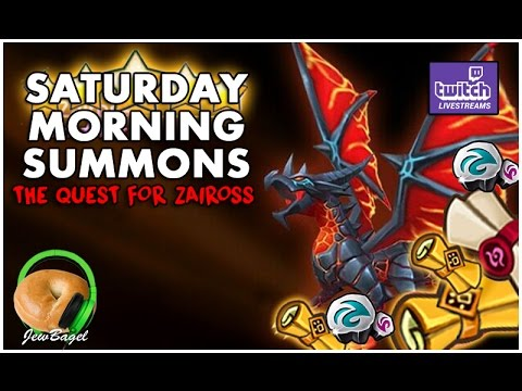 SUMMONERS WAR : Saturday Morning Summons - 2000+ Mystical & Legendary Scrolls - (5/20/17)