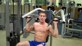 How To: Overhead Press (Cybex) thumbnail
