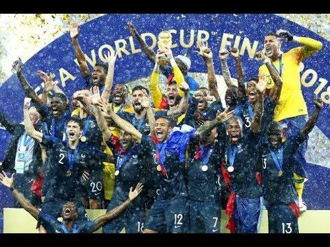 Giro da Copa: O adeus à Rússia com o título da França