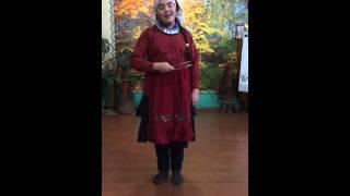 Макарова Юля   Свадебная песня татарская