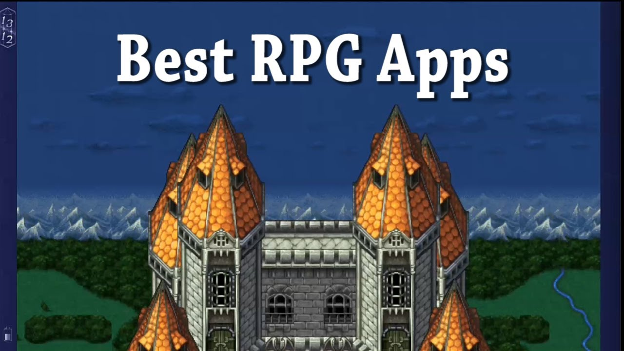 Best RPG Apps for the iPhone & iPad
