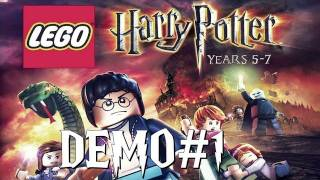 LEGO Harry Potter: Years 5-7 Demo Pt 1