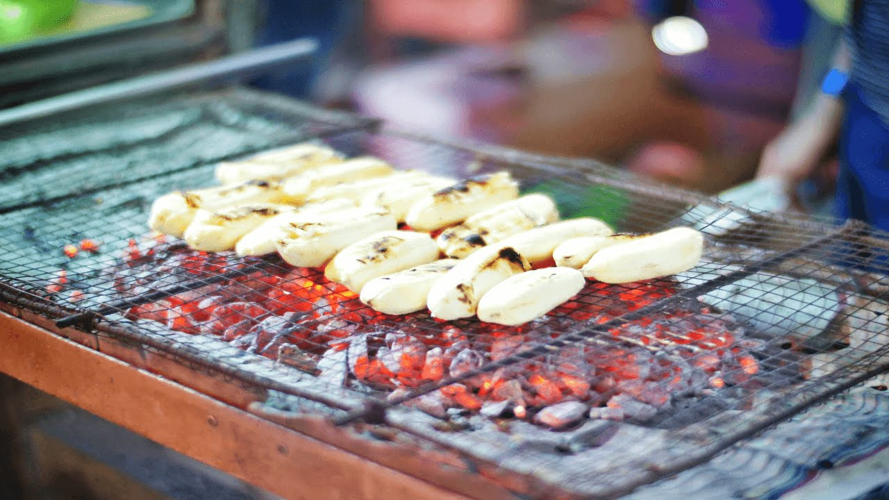 What Is Indonesian Street Food