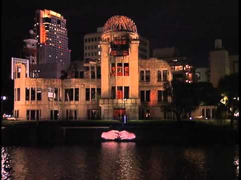Krzysztof Wodiczko: Projection in Hiroshima