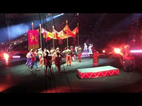 Ringling Bros And Barnum And Bailey Circus Xtreme