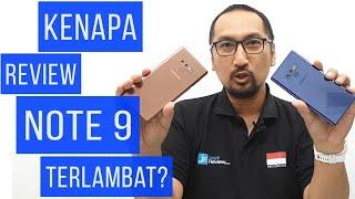 Smartphone Terbaik 2018? Review Lengkap Samsung Galaxy Note 9: Super Lengkap!