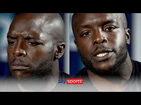 """I heard monkey chants"" 