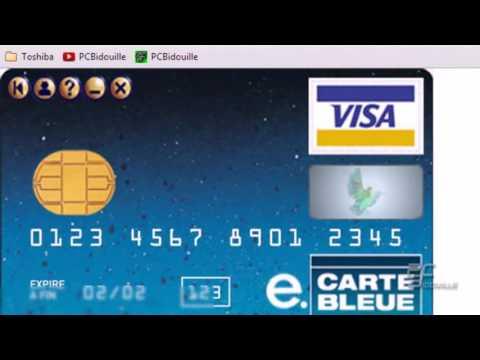 Payer avec E carte bleue sur internet