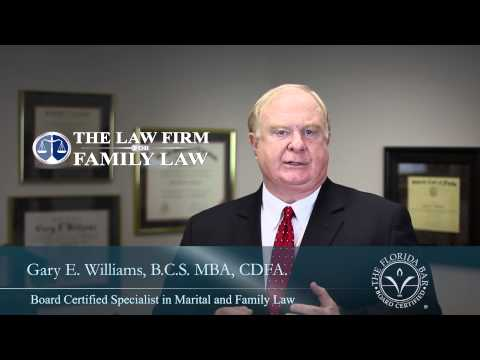 This short videos explains the top information that anyone going through a divorce needs to know.  If you are in need of an attorney to help guide you through divorce process...