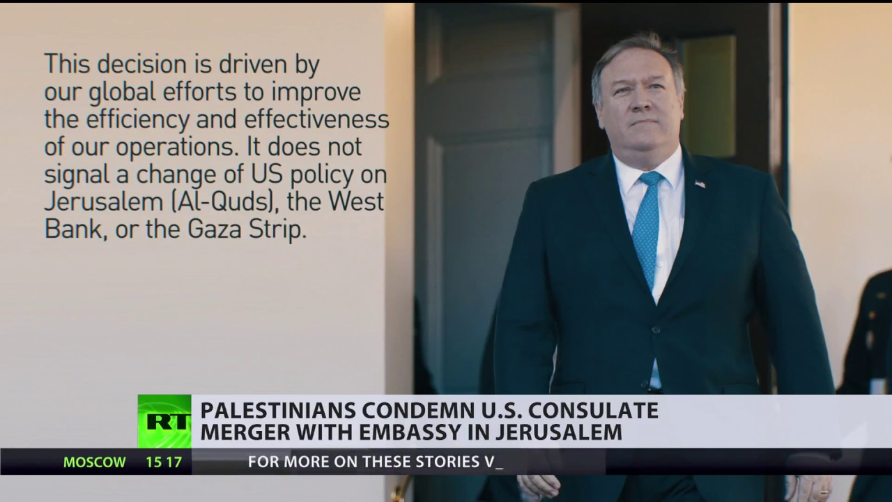 palestinians-furious-as-us-plans-to-merge-consulate-and-embassy-in-jerusalem