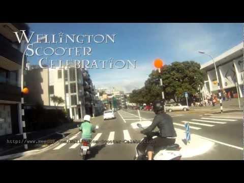 Scooting to Wellington to Brooklyn Turbine
