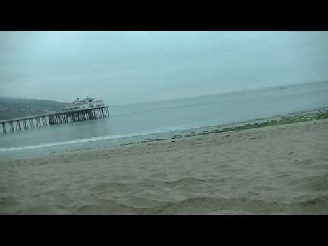 Malibu Pier Sunrise Part 3 of 3