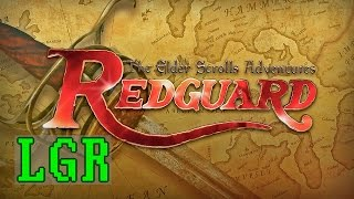 LGR - The Elder Scrolls Adventures: Redguard Review