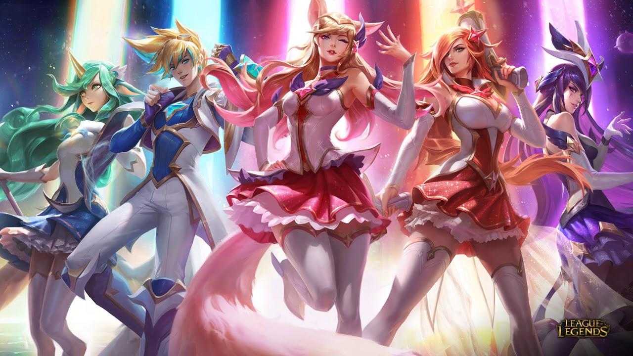 A New Horizon Login Screen Music   League of Legends