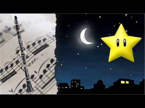 Partitura Estrellita donde estas Clarinete Soprano