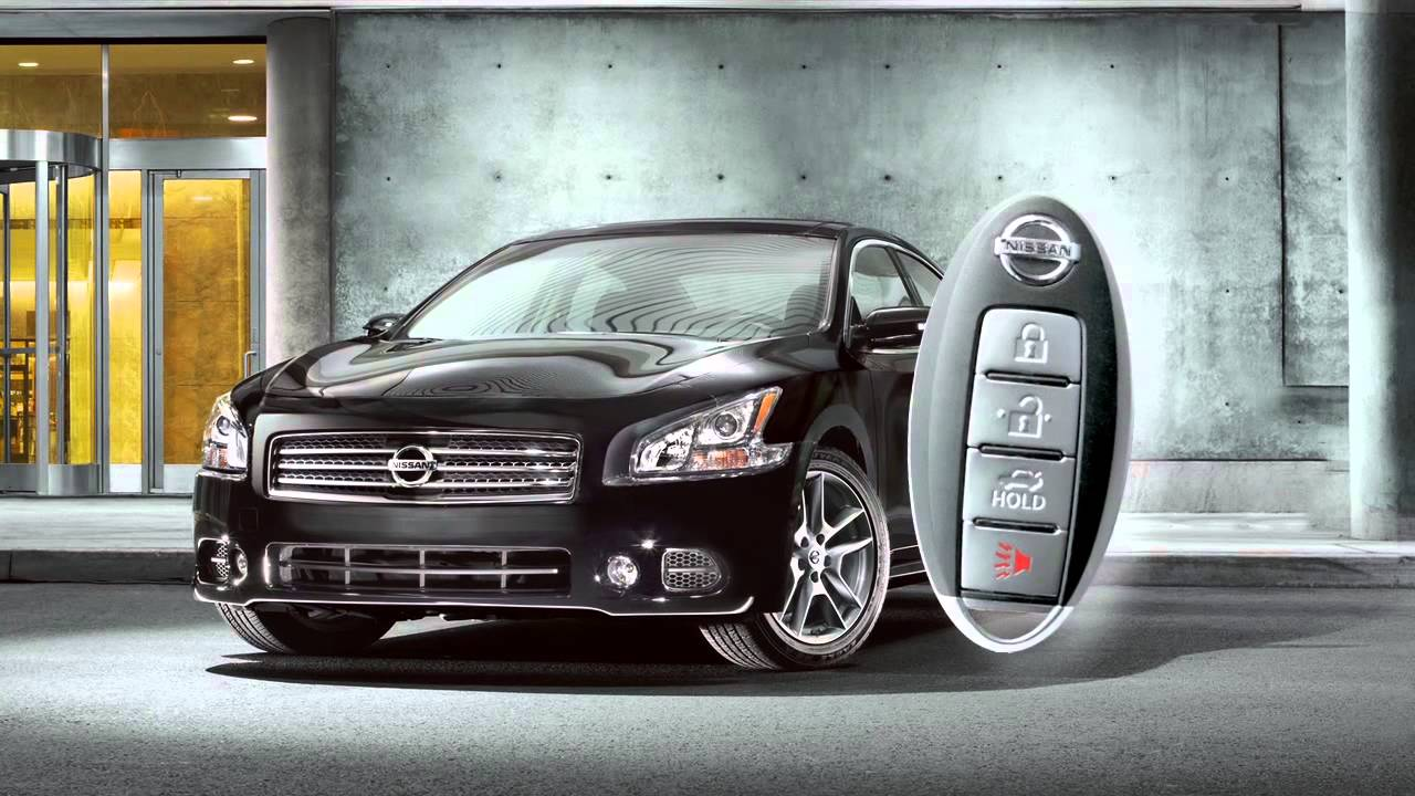 2014 nissan maxima intelligent key and locking functions youtube vanachro Image collections