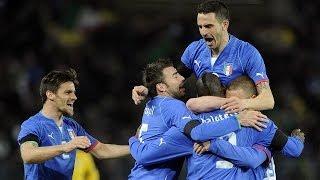 21 marzo 2013 - Amichevole Brasile-Italia 2-2 - Almanacchi Azzurri