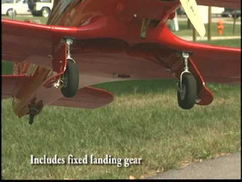 Spotlight: Top Flite Giant Beechcraft Staggerwing ARF