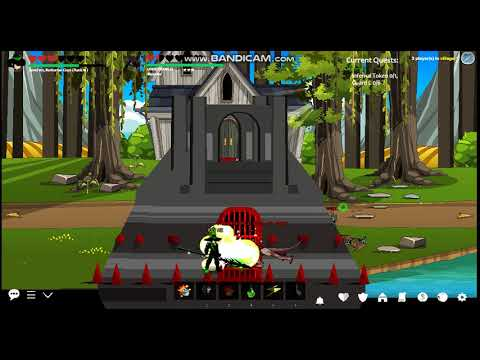 Redhero Aqw Private Server: How To Get Babarian Class