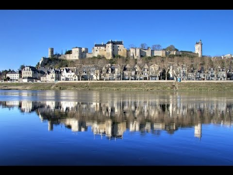 Chinon   French Loire Valley Chateau