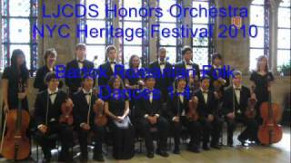 US Orchestra NYC Heritage Festival 2010