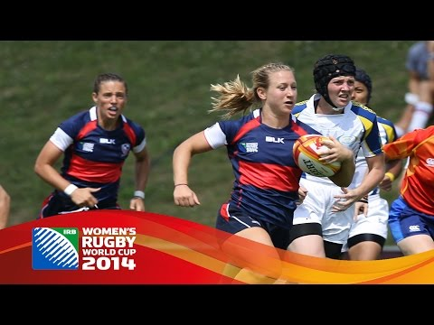 [HIGHLIGHTS] USA 47-7 Kazakhstan at Women