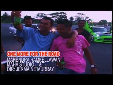 Mahendra Ramkellawan - One More For De Road Official Music Video