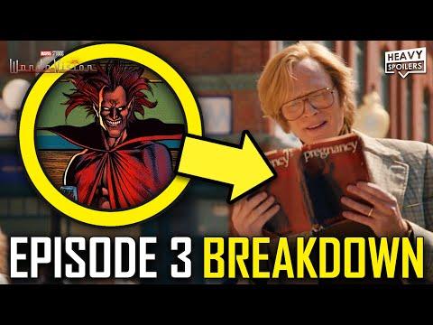 WANDAVISION Episode 3 Breakdown & Ending Explained Spoiler Review | Marvel Easter Eggs & Theories - Heavy Spoilers