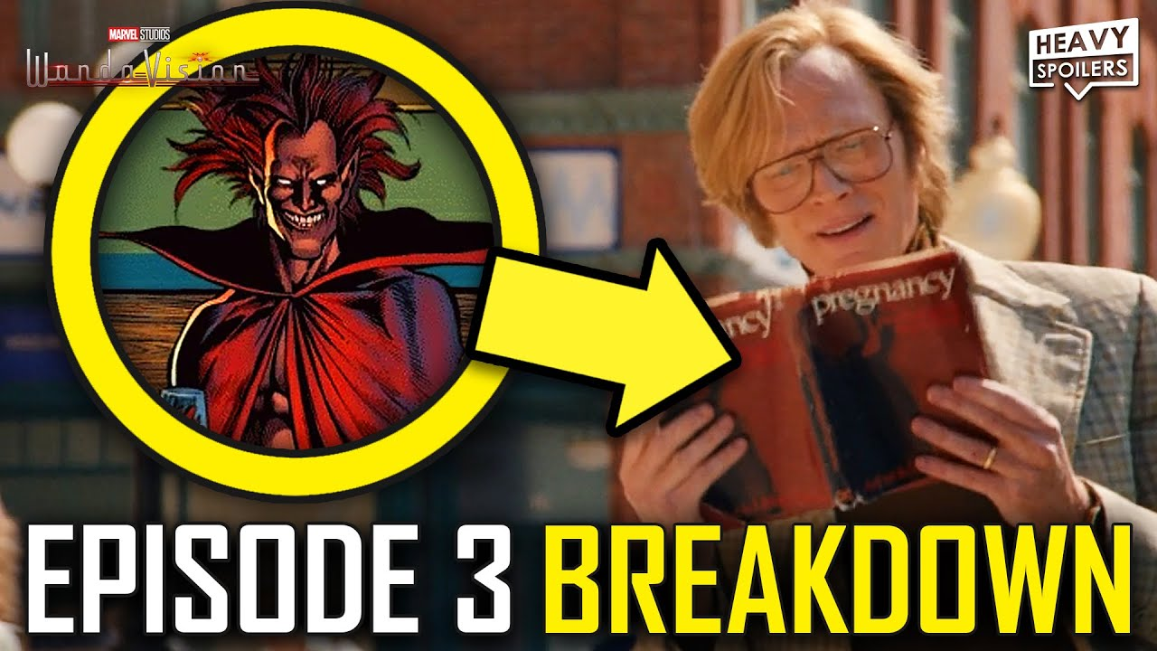 WandaVision: The Sitcom Influences of Episode 3