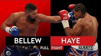 FULL FIGHT: Tony Bellew vs David Haye 2 | The Rematch