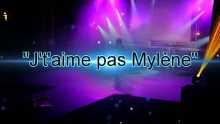 Teaser Nouveau CD Martine Superstar : J't'aime pas Mylène