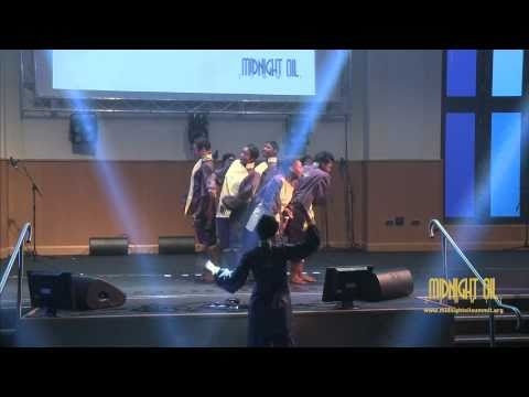 TD Jakes & The Potter's House Choir 'God Be Praised' | New Life Dance Team
