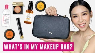 What's in My Makeup Bag? Tina Yong