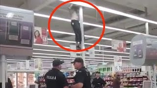 Shoplifter Tries To Escape And FAILS | What
