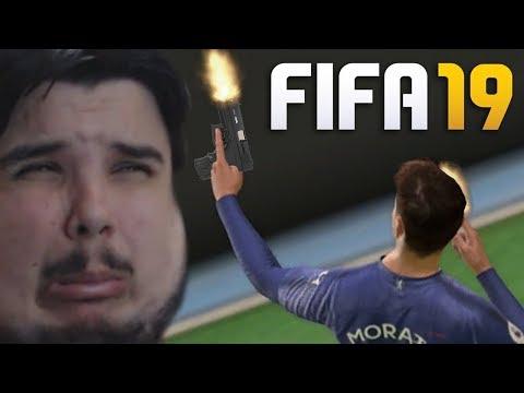 BATTLE ROYALE NO FIFA 19 É...
