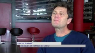 Théâtre : rencontre avec Eric Bouvron