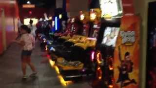 Video Game Arcade Tours - Boomers! Family Fun Center (Irvine, California)