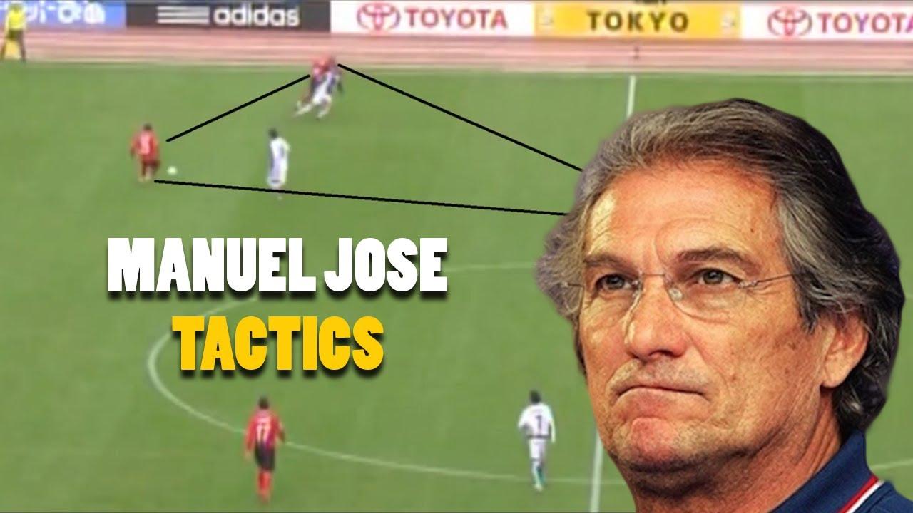 تحليل كامل  ل تاكتيكس مانويل جوزيه ● Manuel Jose Tactics full analysis