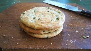 Baked Green Onion/scallion Pancakes