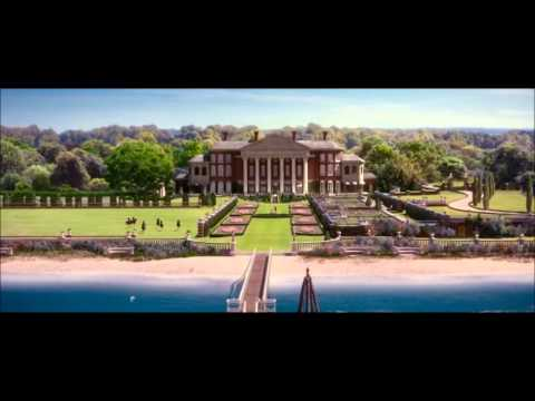 what is the setting of the great gatsby