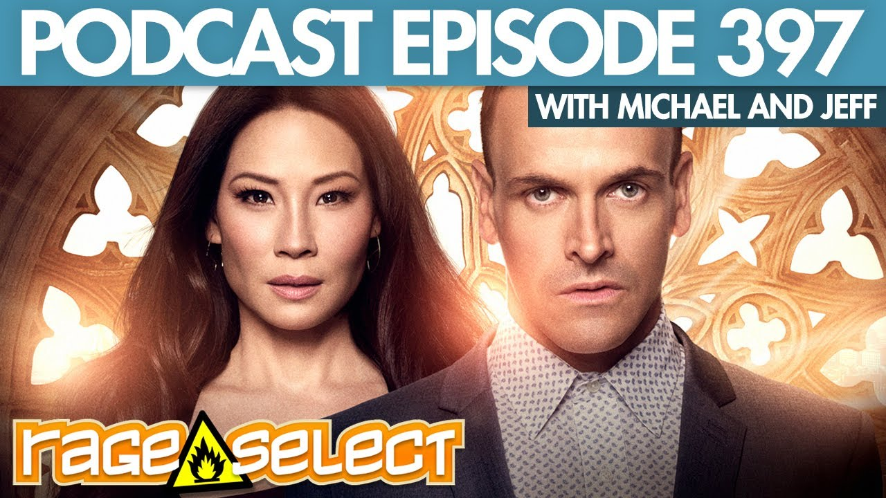The Rage Select Podcast: Episode 397 with Michael and Jeff!