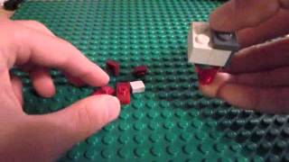 How to make Lego Dialga, Palkia, and Kyrum