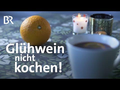 Glühwein und Deko-Schnee: Wissenschaft vom Weihnachtsmarkt | Gut zu wissen | BR