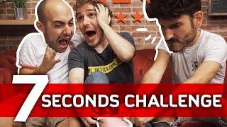 DEPILACIÓN EXTREMA al que MENOS SABE de FÚTBOL - 7 Seconds Challenge