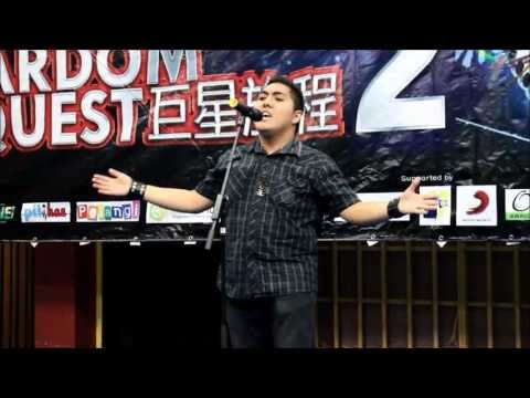 Eddy Lorenzo - Lips of an Angel ( Stardom Quest 2 : Rock Week )