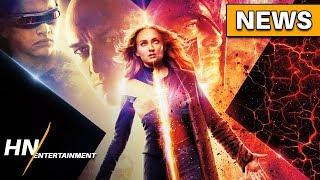 NEW X-Men Dark Phoenix Trailer Announced & Poster Revealed