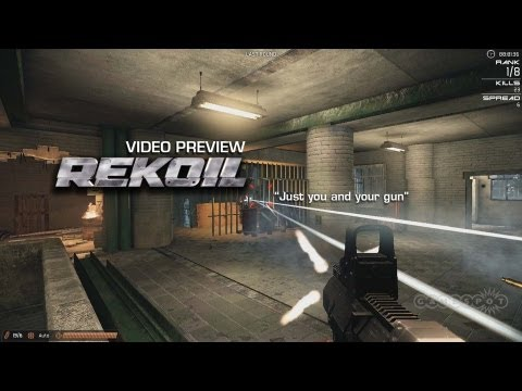 Rekoil - A Just You And Your Gun Shooter