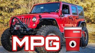 Jeep Wrangler Fuel Economy Tips and Tricks