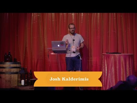 Building an Open Source Business, Josh Kalderimis - CodeConf 2015
