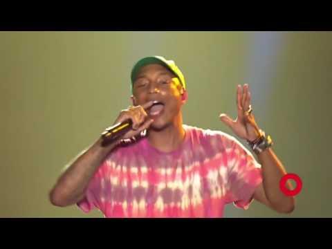 Pharrell Happy | Live at Global Citizen Festival Hamburg